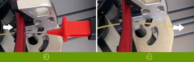 passacorde protennis accessori per incordature racchette tennis