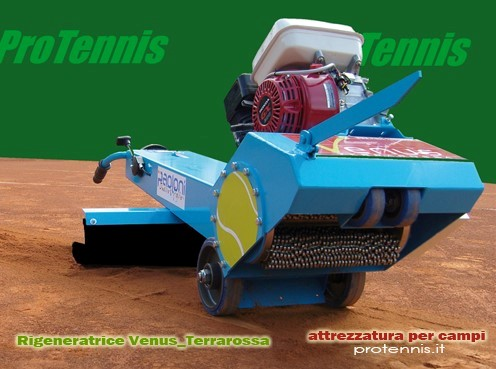 Protennis_manutenzione_Venus_terrarossa