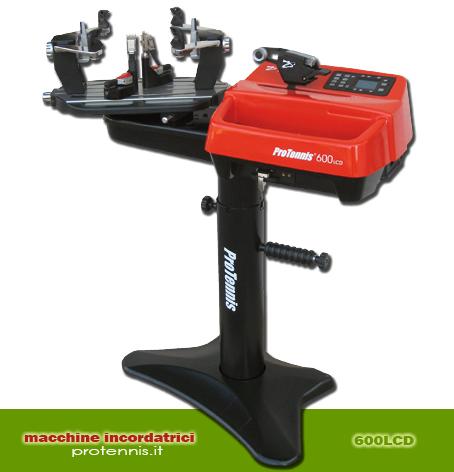 Macchina incordatrice professionale Protennis 600LCD per alte prestazioni