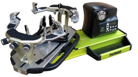 Protennis 480Plus stringing machine