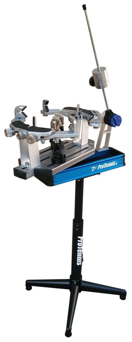 manual stringing machine Protennis 442a floorstand