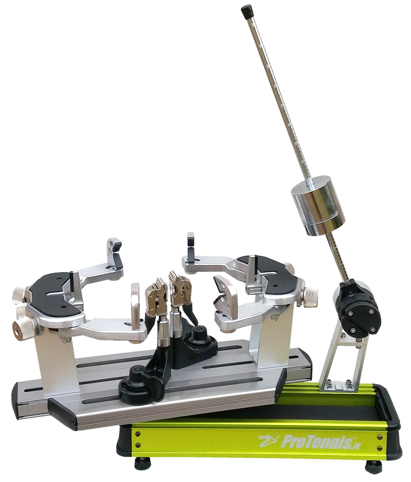 manual stringing machine