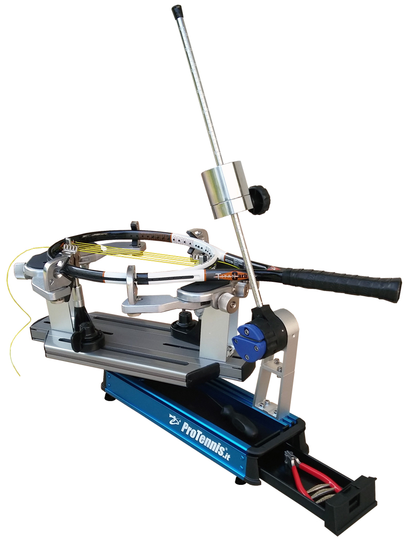 Protennis manual stringing machine