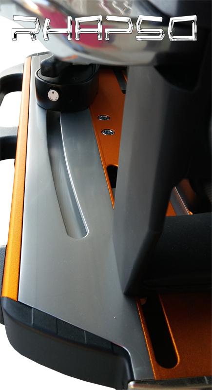 stringing machine RHAPSO glidebars